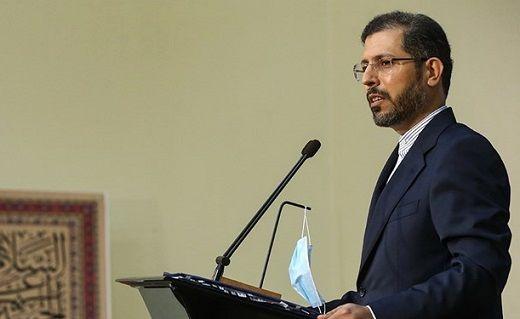 حاکمیت ایران بر جزایر سهگانه تردیدناپذیر است