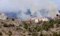 ارامنه خانههای خود را به آتش کشیدند