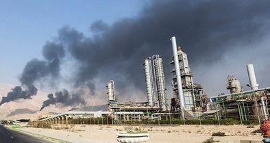 انتشار بوی خفهکننده گاز در عسلویه، نخل تقی و بیدخون