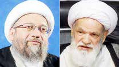 احترام ما به لاریجانی به خاطر اعتماد مقام معظم رهبری به اوست