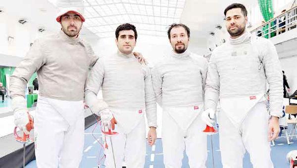 محمد رهبری: مدال انفرادی المپیک را فدای مدال تیمی نمیکنیم