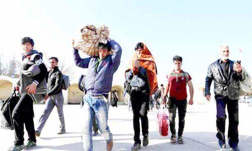 افغانها بروند یا بمانند؟
