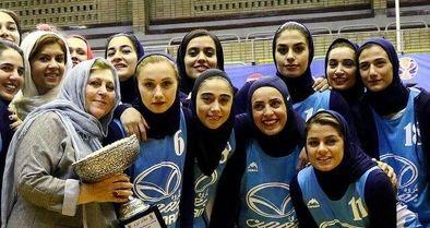 گلایه دختران بسکتبال از تبعیض