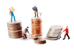 دریافتی ۷۸درصد کارگران کمتر از یک میلیون و ۶۰۰هزار تومان است