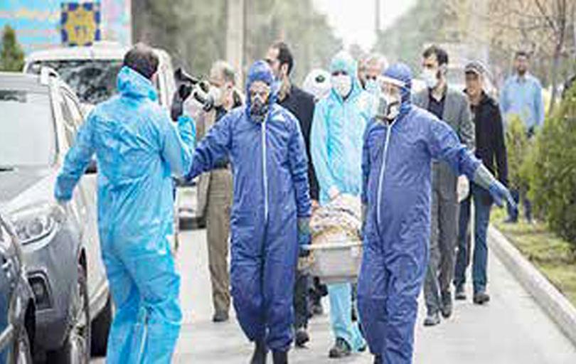 مرگ و میر بیسابقه در تهران در پی گسترش کرونا