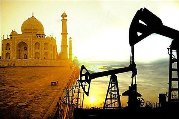 افت قابلتوجه سهم خاورمیانه از واردات نفت هند