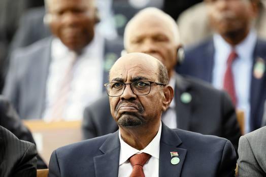 کنارهگیری رئیسجمهور سودان از رهبری حزب کنگره ملی