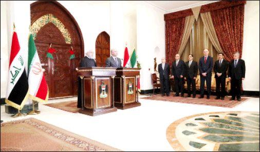 ایران همواره خواستار عراقی امن، مستقل و توسعهیافته است