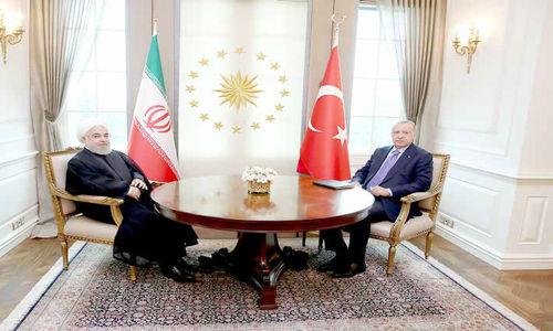 روابط و همکاریهای تهران-آنکارا رو به گسترش است