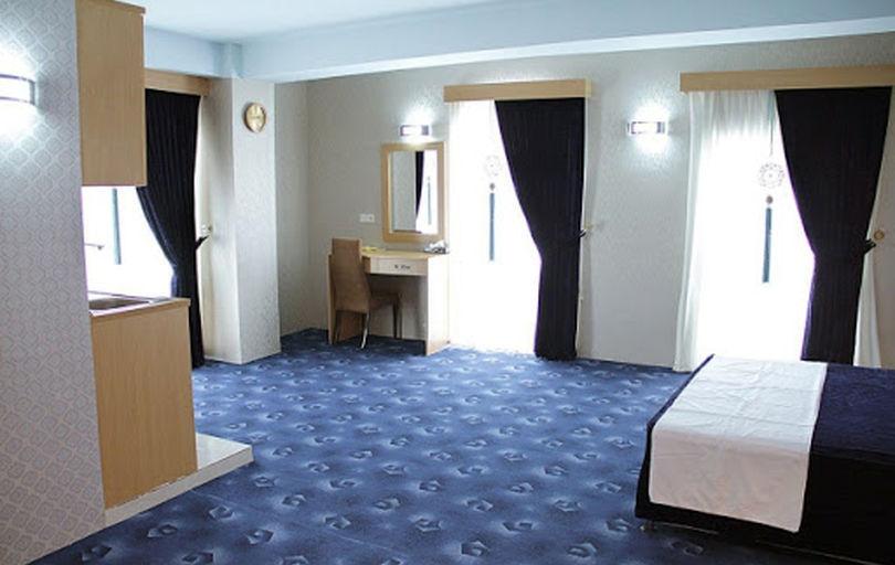 حجم مسافران زیاد است، اما هتلها مسافر ندارند