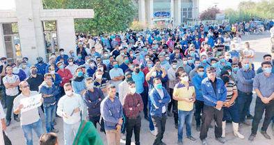 داستان تلخ کارگران هفتتپه همچنان ادامه دارد