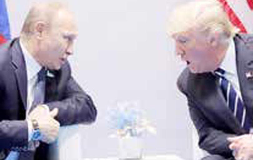 امضای حکم لغو پیمان هستهای با آمریکا از سوی پوتین