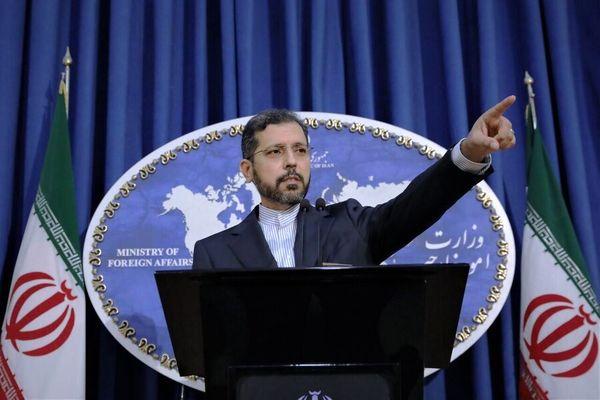 ایران گزارش مغرضانه نشریه آمریکایی را رد کرد