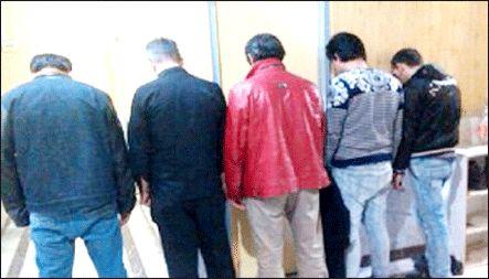 ریاست مرد میوهفروش بر باند دزدان نامرئی