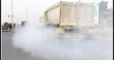 ممنوعیت ورود انواع کامیون به تهران