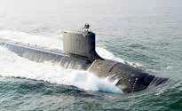 برخورد شیء ناشناس به زیردریایی آمریکا در دریای چین