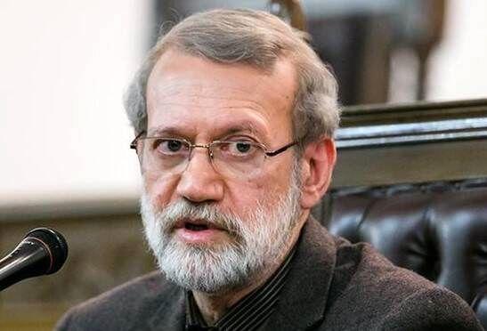 لاریجانی: به شهادت رساندن شخصیتهای رسمی نامی جز تروریسم دولتی ندارد