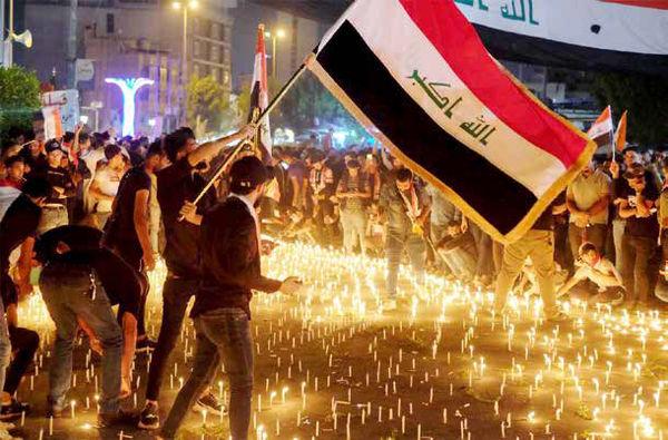 رخنه امنیتی در حوالی بغداد
