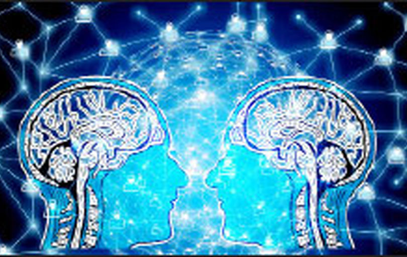 تبادل فکر، میان سه مغز
