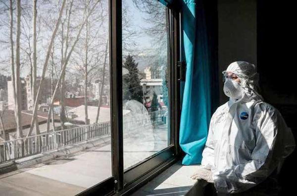 شمار بالای قربانیان کادر  درمان در  ایران