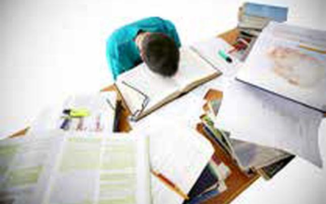 مطالعه کتاب چه زمانی بلای جان میشود؟
