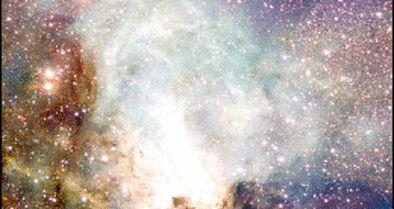 تصویری واقعی از ستونهای یخی کیهانی